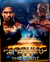 PACQUIAO VS CLOTTEY WEIGH IN